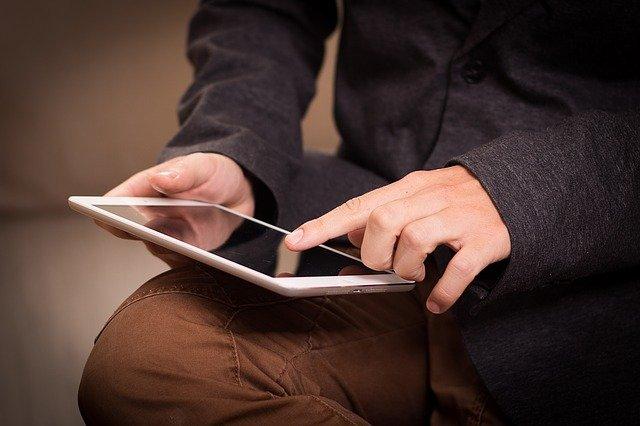 nettoyage tablette